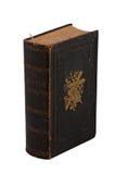 Uitstekend bijbelboek op wit Stock Afbeeldingen