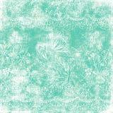 Uitstekend bloemen achtergrondKerstmisthema royalty-vrije stock afbeelding