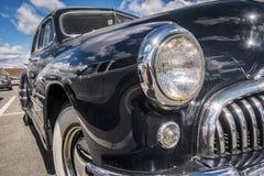 Uitstekend Buick acht auto Royalty-vrije Stock Afbeelding
