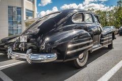 Uitstekend Buick acht auto Royalty-vrije Stock Fotografie