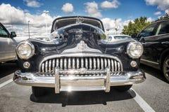Uitstekend Buick acht auto Stock Afbeelding