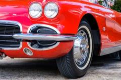 Uitstekend Chevy Corvette Stock Foto's