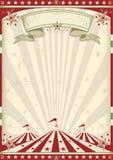 Uitstekend circus Stock Foto