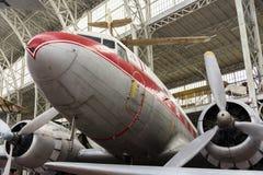 Uitstekend Commercieel Vliegtuig Stock Afbeeldingen