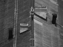 Uitstekend dak Stock Foto