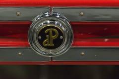Uitstekend de autoembleem van Dupont Stock Afbeeldingen