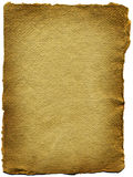 Uitstekend document Royalty-vrije Stock Afbeeldingen