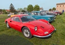 Uitstekend Ferrari Dino GT Stock Afbeelding
