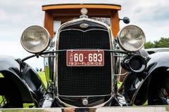 Uitstekend Ford Automobile Royalty-vrije Stock Fotografie