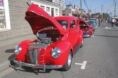 Uitstekend Ford Fordor Royalty-vrije Stock Afbeeldingen