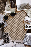 Uitstekend foto'sframe Stock Afbeeldingen