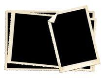 Uitstekend fotoframe Royalty-vrije Stock Afbeeldingen