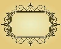 Uitstekend frame stock illustratie