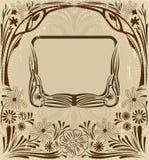 Uitstekend frame Royalty-vrije Stock Foto's