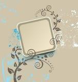 Uitstekend frame Royalty-vrije Illustratie