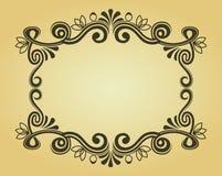 Uitstekend frame voor ontwerp royalty-vrije illustratie