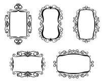 Uitstekend frame voor ontwerp stock illustratie