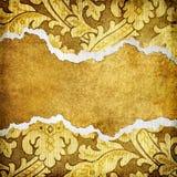 Uitstekend goud royalty-vrije illustratie
