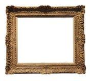 Uitstekend Gouden Frame royalty-vrije stock foto's