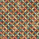 Uitstekend Grunge-Patroon Als achtergrond royalty-vrije illustratie
