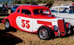 Uitstekend Heet Rod Car Stock Foto's