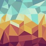 Uitstekend hipsters geometrisch patroon. vector illustratie