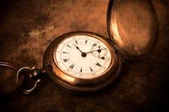 Uitstekend horloge Stock Foto's