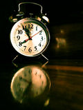 Uitstekend horloge Royalty-vrije Stock Afbeeldingen