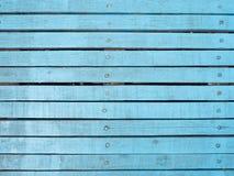 Uitstekend hout van achtergrondtextuur met knopen en spijkergaten Royalty-vrije Stock Afbeeldingen