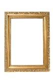 Uitstekend houten frame Royalty-vrije Stock Foto