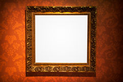 Uitstekend klassiek frame Royalty-vrije Stock Foto