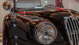Uitstekend Klassiek Jaguar stock afbeeldingen