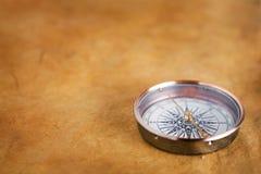 Uitstekend kompas Royalty-vrije Stock Foto