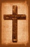 Uitstekend Kruis Stock Foto's