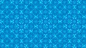 Uitstekend lichtblauw patroon voor achtergrond Royalty-vrije Stock Foto