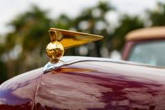 Uitstekend Lincoln Continental Royalty-vrije Stock Afbeelding