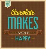 Uitstekend Malplaatje - Retro Ontwerp - Citaat Typografische Achtergrond Stock Afbeelding