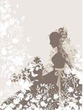 Uitstekend meisje Royalty-vrije Stock Foto's
