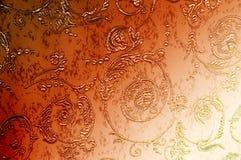 Uitstekend mooi abstract behang. Stock Foto's