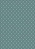 Uitstekend naadloos patroon. Royalty-vrije Stock Fotografie