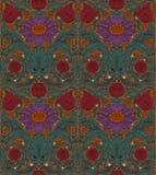 Uitstekend naadloos patroon Stock Foto