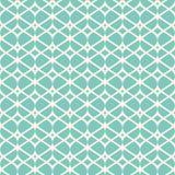 Uitstekend naadloos patroon Netto textuur van kant, rooster Royalty-vrije Stock Foto's