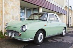 Uitstekend Nissan Figaro Royalty-vrije Stock Afbeeldingen