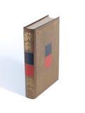 Uitstekend oud boek Royalty-vrije Stock Afbeeldingen