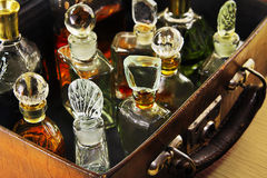 Uitstekend parfum stock foto
