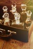 Uitstekend parfum royalty-vrije stock afbeeldingen