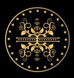 Uitstekend patroon Royalty-vrije Stock Foto