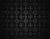 Uitstekend patroon als achtergrond, Etnische naadloze vectortextuur Stock Afbeeldingen