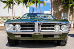 Uitstekend Pontiac Firebird Stock Afbeelding