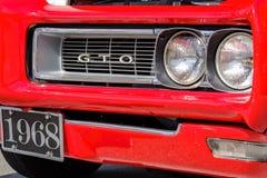 Uitstekend Pontiac GTO Royalty-vrije Stock Foto